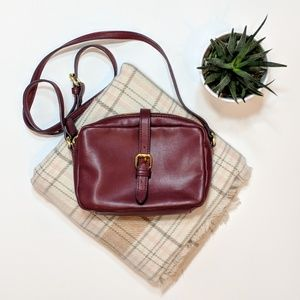 🌵OLD NAVY Mini Burgundy Crossbody